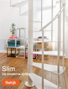 industriele spiltrap slim slider