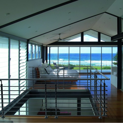 steel 30 balustrade